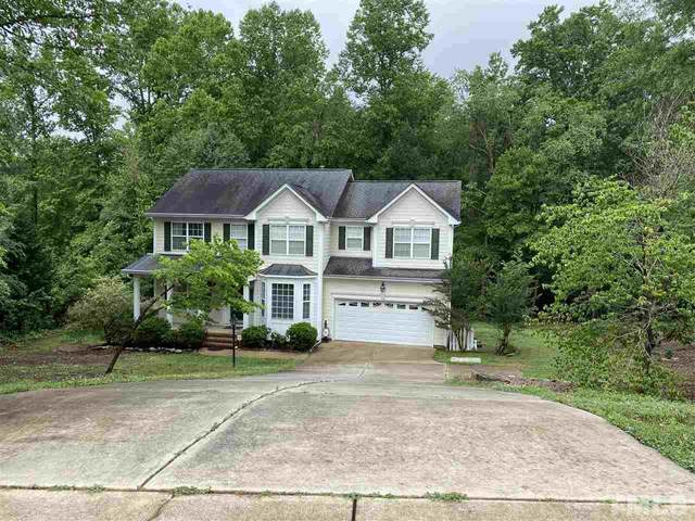 905 Barnford Mill Road, Wake Forest, NC 27587 (#2385645) :: Triangle Top Choice Realty, LLC