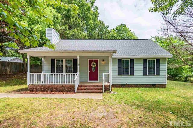 402 Kelley Meadows Road, Knightdale, NC 27545 (#2385731) :: Real Estate By Design
