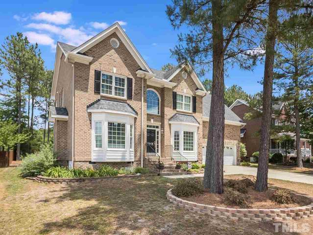 1115 Clematis Street, Knightdale, NC 27545 (#2386046) :: Triangle Top Choice Realty, LLC