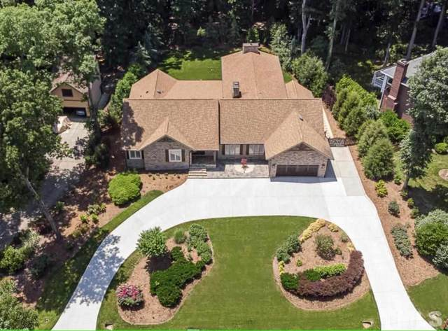 108 Lochview Drive, Cary, NC 27518 (#2386167) :: The Jim Allen Group