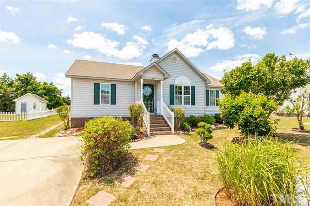 108 Mckenzie Circle, Clayton, NC 27520 (MLS #2386204) :: EXIT Realty Preferred