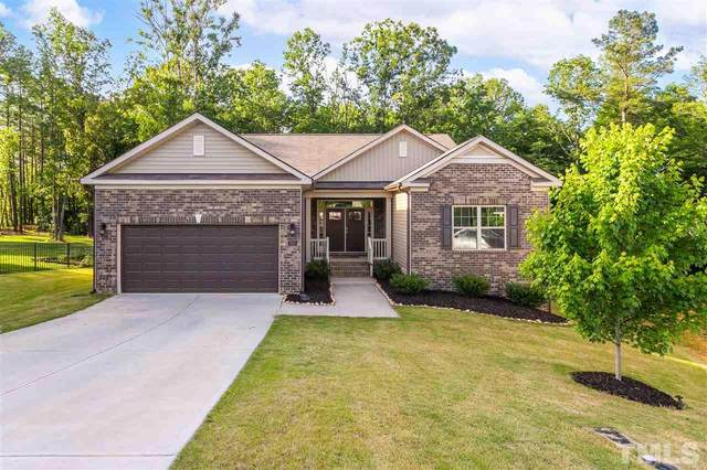 7825 Charters End Street, Willow Spring(s), NC 27592 (#2386287) :: Dogwood Properties