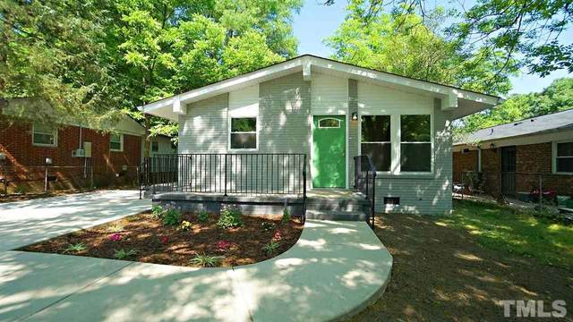 614 Troy Street, Durham, NC 27703 (MLS #2386306) :: The Oceanaire Realty