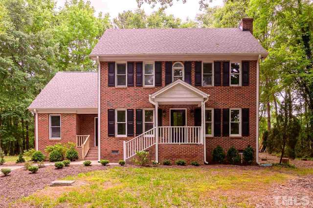 505 Crofters Glen Court, Fuquay Varina, NC 27526 (#2386409) :: Triangle Just Listed