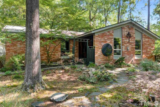 203 Lynn Drive, Carrboro, NC 27510 (MLS #2386628) :: On Point Realty