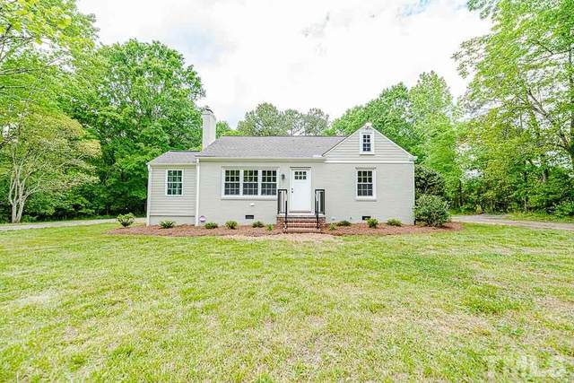 8774 Pittsboro Goldston Road, Goldston, NC 27252 (#2386639) :: Triangle Just Listed