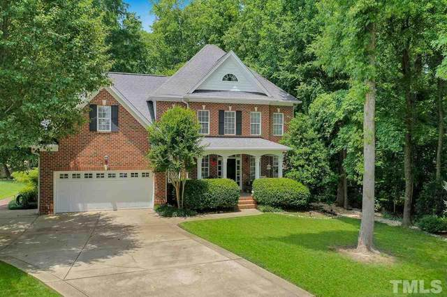 4601 Jernigan Drive, Apex, NC 27539 (#2386752) :: Real Estate By Design