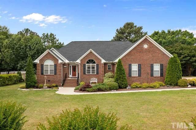 5112 Grey Dove Lane, Garner, NC 27529 (#2386861) :: Dogwood Properties