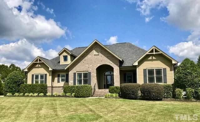 58 Sicily Drive, Clayton, NC 27527 (#2386886) :: Dogwood Properties