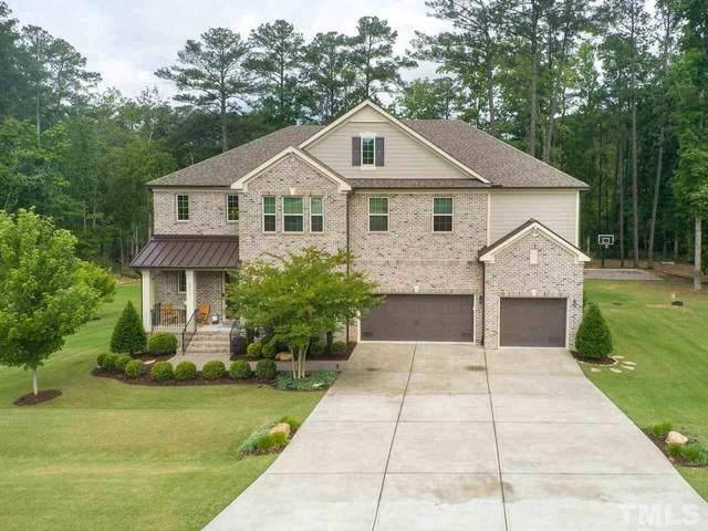 3812 Hickory Manor Drive, Apex, NC 27539 (#2386927) :: Spotlight Realty