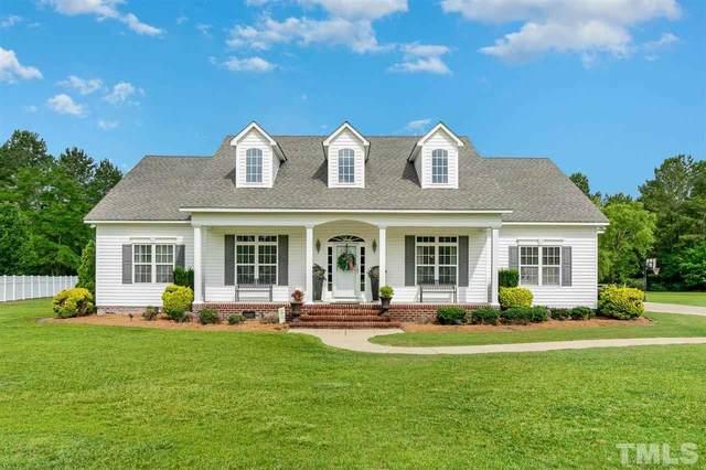 184 Oak Hills Drive, Dunn, NC 28334 (#2386965) :: Spotlight Realty