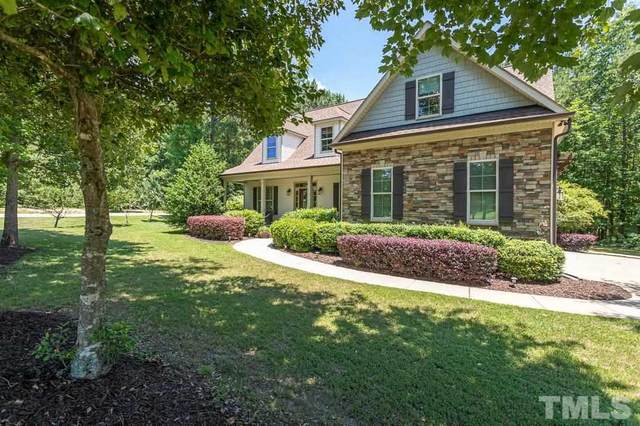 15 Guilford Lane, Youngsville, NC 27596 (#2387287) :: Dogwood Properties