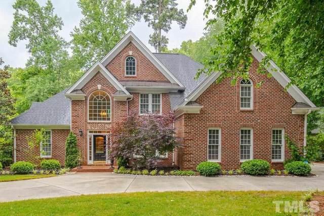 8441 Sawyer Drive, Raleigh, NC 27613 (#2387457) :: Log Pond Realty
