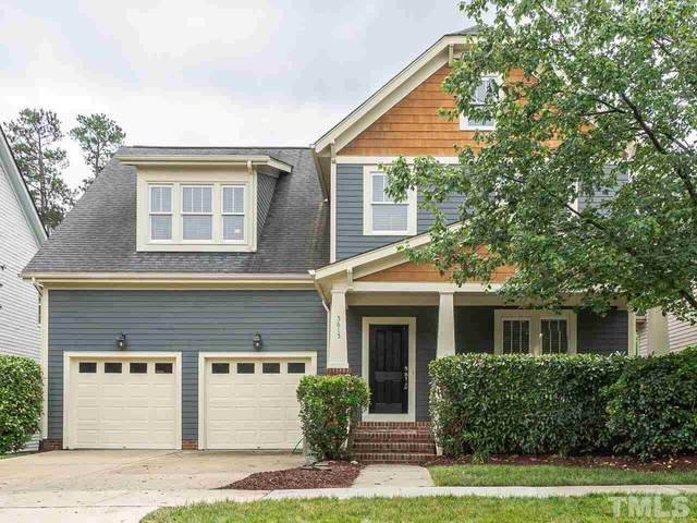 5615 Cary Glen Boulevard, Cary, NC 27519 (MLS #2387546) :: EXIT Realty Preferred