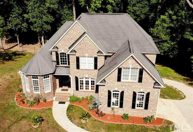 320 Government Road, Clayton, NC 27520 (#2387734) :: Triangle Top Choice Realty, LLC