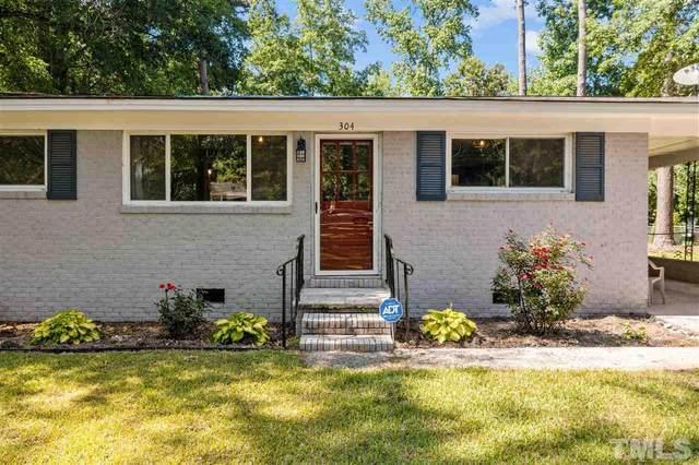 304 Shady Lane Drive, Smithfield, NC 27577 (#2387742) :: Choice Residential Real Estate