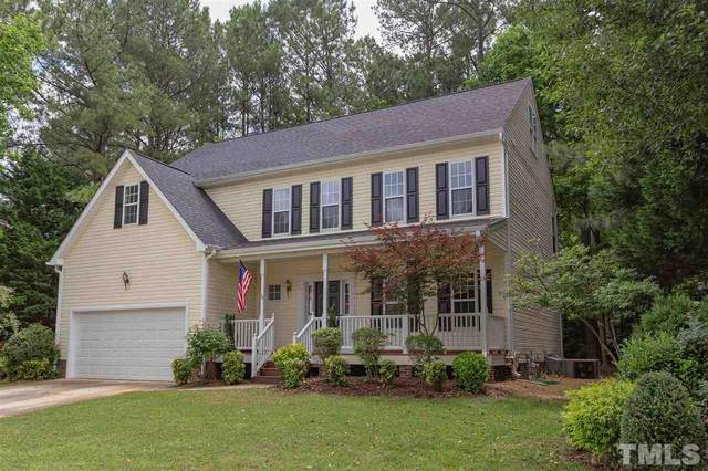 1101 Waterford Green Drive, Apex, NC 27502 (#2387888) :: Log Pond Realty