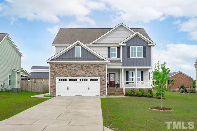 2121 Mills Crest Street, Fuquay Varina, NC 27526 (#2387922) :: Real Estate By Design