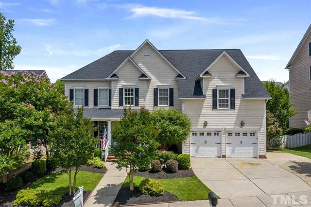 420 Waverly Hills Drive, Cary, NC 27519 (#2388016) :: The Jim Allen Group