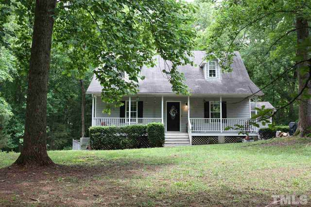 112 Waiters Way, Youngsville, NC 27596 (MLS #2388025) :: EXIT Realty Preferred