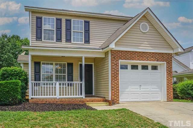 2008 Mckinnon Drive, Clayton, NC 27520 (#2388108) :: Real Estate By Design