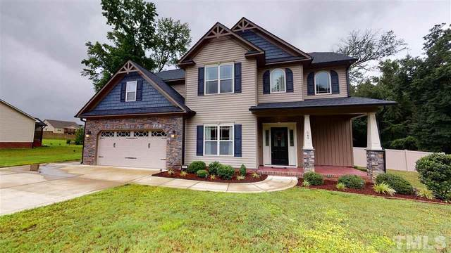 549 Carsons Creek Trail, Wendell, NC 27591 (#2388126) :: Southern Realty Group