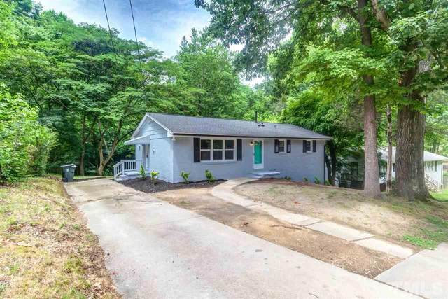 3405 Brentwood Road, Raleigh, NC 27604 (#2388241) :: Realty One Group Greener Side
