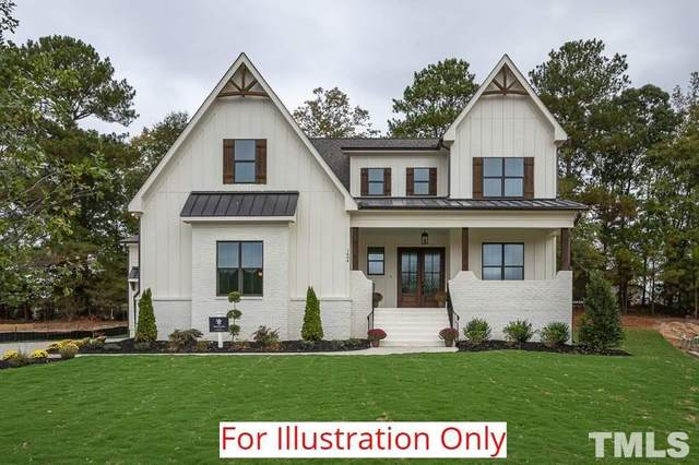 937 Harrison Ridge Road, Wake Forest, NC 27587 (#2388289) :: The Perry Group