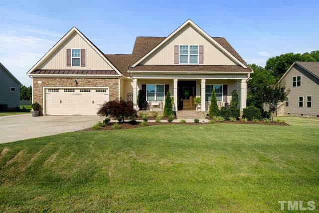 115 Nashville Drive, Archer Lodge, NC 27527 (#2388315) :: Log Pond Realty