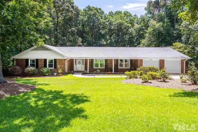 709 Fernwood Drive, Clayton, NC 27520 (#2388320) :: Bright Ideas Realty