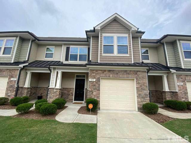 7807 Elmshire Way, Raleigh, NC 27616 (#2388420) :: Realty One Group Greener Side