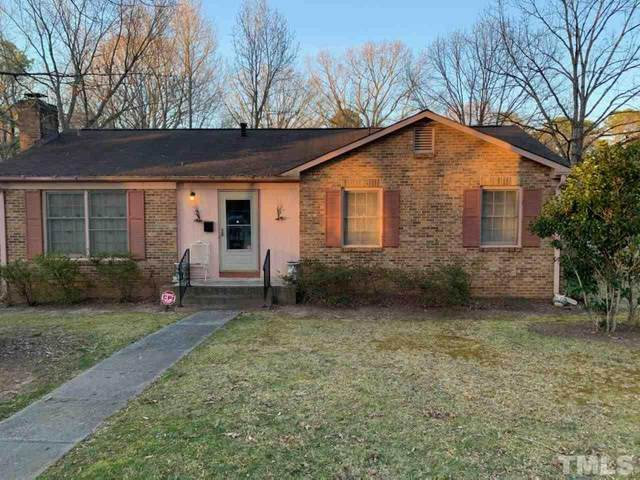 200 Northclift Drive, Raleigh, NC 27609 (#2388435) :: Log Pond Realty
