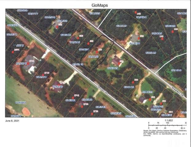 560 Shawnee Drive, Louisburg, NC 27549 (#2388485) :: M&J Realty Group
