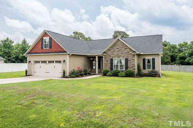 52 Lee Woods Drive, Clayton, NC 27520 (#2388515) :: The Perry Group