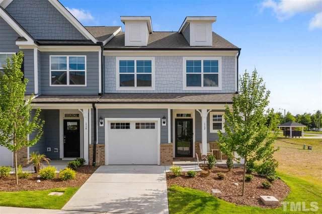 112 Marbella Grove Court, Durham, NC 27713 (#2388555) :: Dogwood Properties