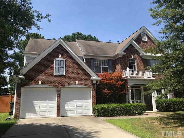 112 Bristolwood Circle, Morrisville, NC 27560 (#2388705) :: The Jim Allen Group