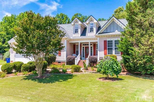 7112 Lace Leaf Way, Fuquay Varina, NC 27526 (MLS #2388781) :: The Oceanaire Realty