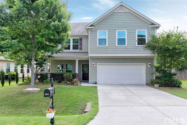 8812 Forester Lane, Apex, NC 27539 (#2388858) :: Dogwood Properties