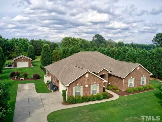68 Talmadge Farm Drive, Archer Lodge, NC 27527 (#2388875) :: Real Estate By Design