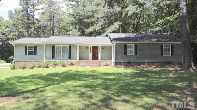 6101 Summerfield Drive, Durham, NC 27712 (#2388894) :: Real Estate By Design