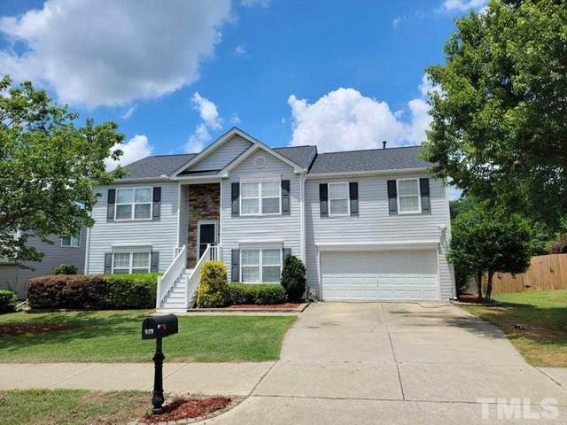 423 Woodchase Green Drive, Fuquay Varina, NC 27526 (#2388948) :: Triangle Top Choice Realty, LLC