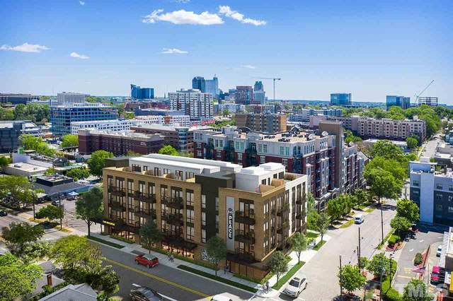 615 W Peace Street #306, Raleigh, NC 27605 (#2388969) :: Marti Hampton Team brokered by eXp Realty