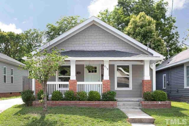 818 Ellington Drive, Raleigh, NC 27601 (MLS #2389029) :: EXIT Realty Preferred