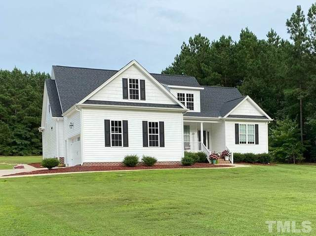 551 Williams White Road, Zebulon, NC 27597 (#2389049) :: The Perry Group