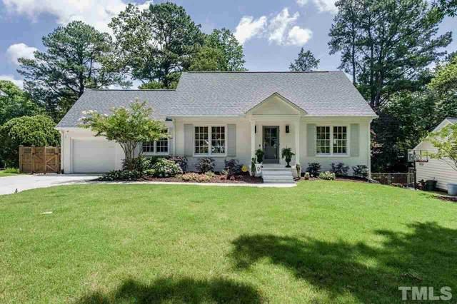 5400 Sweetbriar Drive, Raleigh, NC 27609 (#2389098) :: Spotlight Realty