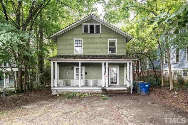 104 Dupont Circle, Raleigh, NC 27603 (#2389116) :: Raleigh Cary Realty