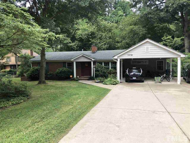 1418 Pineview Drive, Raleigh, NC 27606 (MLS #2389227) :: On Point Realty