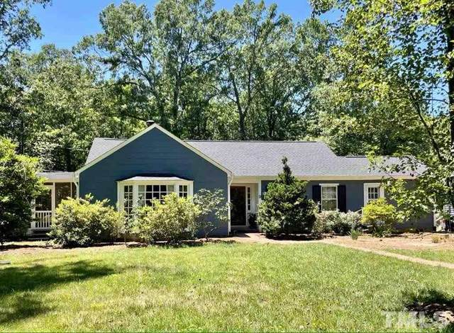 9 Rogerson Drive, Chapel Hill, NC 27517 (#2389326) :: Real Estate By Design
