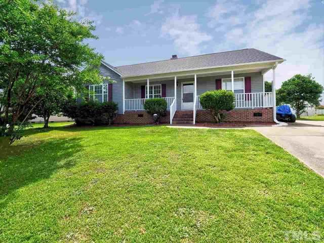 1020 S Willhaven Drive, Fuquay Varina, NC 27526 (#2389391) :: Dogwood Properties