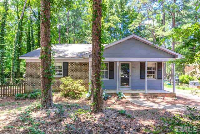 7609 Longstreet Drive, Raleigh, NC 27615 (#2389443) :: Log Pond Realty